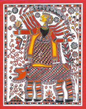 Madhubani Art - History - Introduction